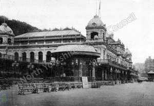 Bandstand and Promenade, The Spa, Scarborough